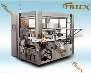 Rotary Type Hot Melt Glue Labeling Machine pictures & photos