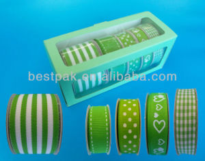 2016 New Polyester Printed Ribbon pictures & photos