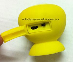 Silicon Wireless Bluetooth Mini Portable Smartphone Mini Speaker pictures & photos
