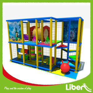 High Quality Kids Indoor Soft Play Ground Center pictures & photos