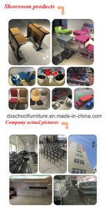 Aluminium School Desk and Chair for College Student pictures & photos