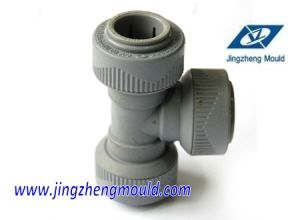 Pb Pipe Fitting Tee Mould pictures & photos