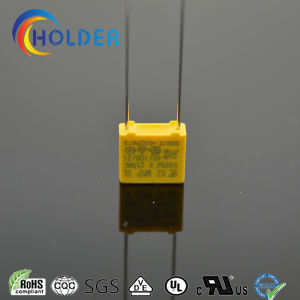Box Miniature Metallized Polypropylene Film Capacitor (X2 0.022UF/275V) pictures & photos