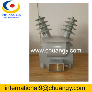15kv Outdoor Doublepole Potential Transformer or Voltage Transformer Manufacturing pictures & photos