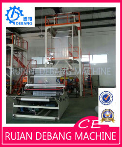 Two Layer Coextrusion Blown Film Machinery