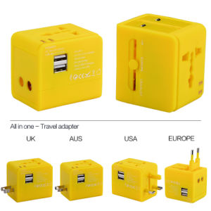 Newest Au/Us/UK/EU Plug Plug Adapter for Worldwide Use