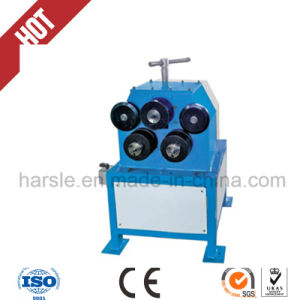 The Electrical Angle Iron Rolling Machine pictures & photos