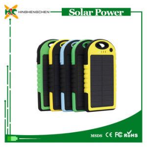 2016 Hot Dual Solar USB Charger Power Bank 8000mAh pictures & photos