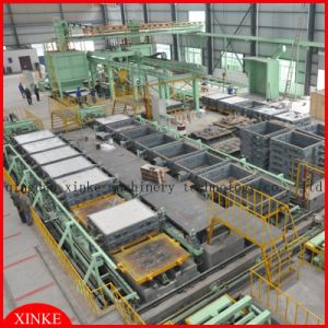 Big Size Heavy Casting Vacuum Seal Process Foundry Casting Molding Machine Line pictures & photos