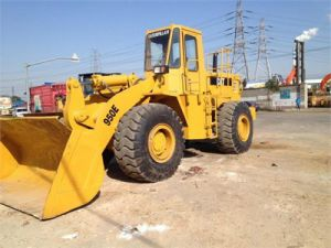 Used Backhoe Loader/Cat Wheel Loader (950E) with CE