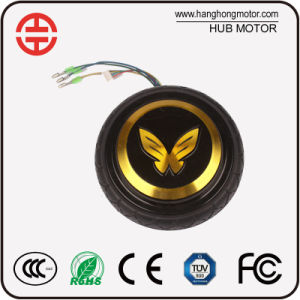 36V 300W Brushless DC Hub Motor for Self-Balancing Car pictures & photos
