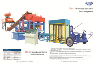 Multi-Functional Automatic Brick Manufacturing Machine pictures & photos