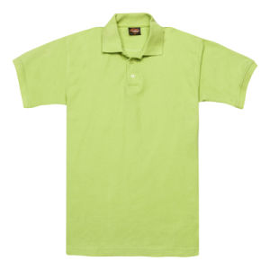 Bulk Knit Cotton Plain Garment of Polo Shirts (PS052W) pictures & photos