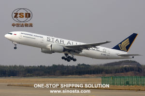 Air Shipping From China to San Jose Airport