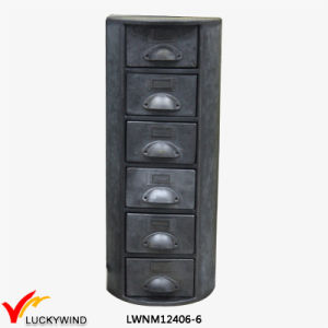 Wholesale Galvanized Cylinder Jewellery Metal Storage Cabinet pictures & photos