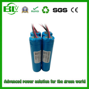 Favorites Compare 3.7V 2600mAh 18650 Solar Battery pictures & photos