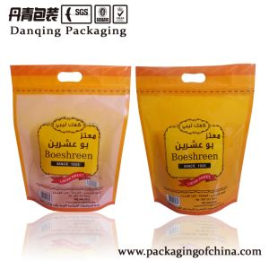 Stand up Pouches with Zipper Handle Bag Food Packaging pictures & photos