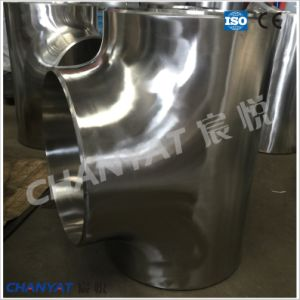 A403 (WP309, S30909) ASTM Seamless Stainless Steel Tee pictures & photos