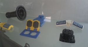 Mould for Digital Electronic Products, Precision Mould Parts