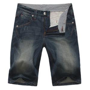 Competitive Fashion Denim Stretch Cotton Man Shorts