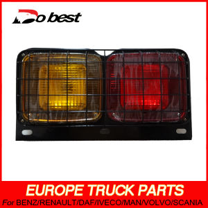 LED Truck Trailer Tail Lamp with Grill pictures & photos