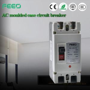 250A 3p Moulded Case Circuit Breaker MCCB pictures & photos