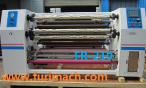 Fr-210 BOPP Adhesive Tape Slitter /BOPP Tape Roll Slitter pictures & photos