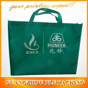 Non Woven Custom Green Print China Bags (BLF-NW200) pictures & photos