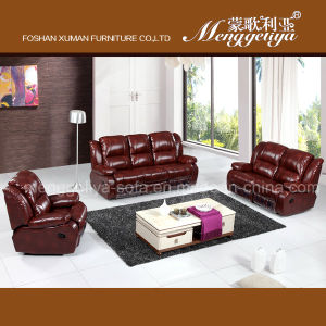 High Quality Sectional Genuine Leather Sofa