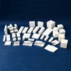 92% Alumina Ceramic Tiles with Size 25X12.5X3mm pictures & photos