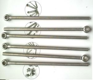 All Kinds of Stainless Steel Sling Eyelet Bolt pictures & photos