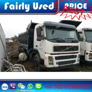 Used Volvo Dump Truck of Volvo FM9 Dump Truck pictures & photos