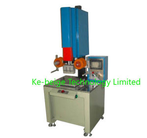 PLC Ultrasonic Welding Machine 2000W 20kHz with Servo Motor Control pictures & photos