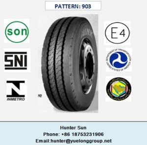 Ilink Brand Truck & Bus Radial Tyres 12r22.5 (903) pictures & photos