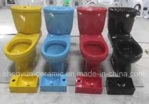 Ceramic Two-Piece Toilet Washdown P-Trap & S-Trap (A-805) pictures & photos