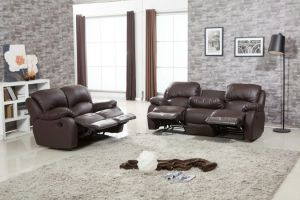 Pinyang Living Recliner Home Furniture Sofa Cover Prices China pictures & photos