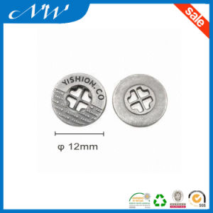Cheaper Price Metal Zinc Alloy Button pictures & photos