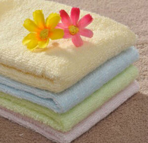 Colorful Terry Cotton Hand Towel pictures & photos