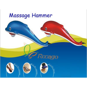 Dolphin Shape Massage Hammer Handheld Massager pictures & photos