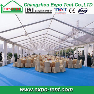 500 People Clear Roof Party Wedding Tent pictures & photos