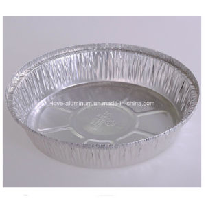 Round Aluminum Foil Cake Pan pictures & photos