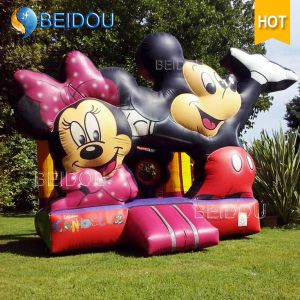 Durable Popular Mickey Mouse Jumping Castle Bouncy Frozen Inflatable Bouncer pictures & photos