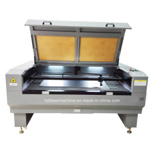 Low Cost Fabric Textile Garments Laser Cutting Machine