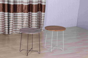 1.5cm Thickness Round Coffee Table