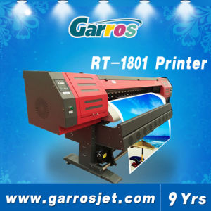 Fast Speed Flex Banner Printer Large Format Printing Machine pictures & photos
