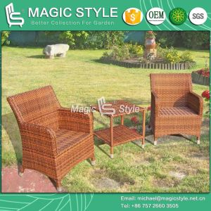 Leisure Rattan Chair Coffee Set Outdoor Dining Chair Garden Coffee Chair Patio Wicker Chair pictures & photos