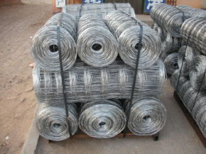 Knotted Wire Mesh Fence Field Fence pictures & photos
