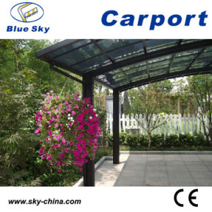 Modern Design Polycarbonate Car for Carport with Aluminum Frame pictures & photos