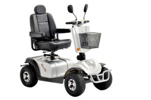 4 Wheels 1300W Mobility Scooter for Senior Eml49A pictures & photos