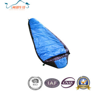 Soft and Comfortable Mummy Sleeping Bag for Leisure